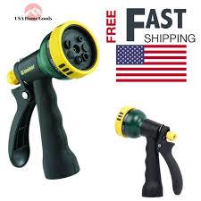 garden hose nozzle end sprayer watering