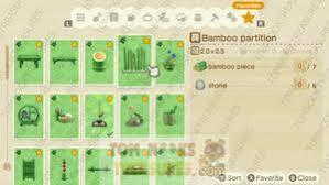 Buy Bamboo Diy Recipes Animal Crossing Nooks Treasures