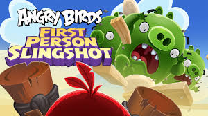 First-Person Angry Birds Game Announced For Magic Leap One - VRScout