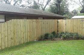 Orange Park Vinyl Fences Wood Fencing In Orange Park Fl