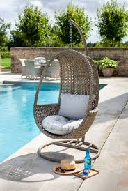 hartman heritage hanging egg chair with