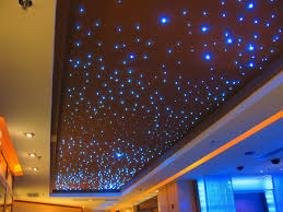 5w rgb dimming fiber optic night sky