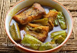 Bengali Fish Curry - Tanya Munshi's ...