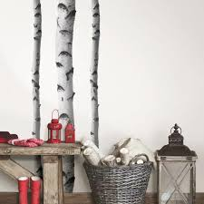 Wall Pops Silver Birches Wall Decal Dwpk2756 The Home Depot
