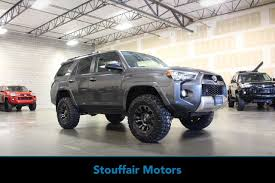 2019 Used Toyota 4runner Trd Off Road 4wd At Stouffair Motors Serving Hillsboro Or Iid 20218449