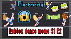 roblox dance moms s1 e2 p2 wildly