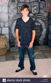 Preston Strother The Los Angeles Premiere of 'Puss in Boots' held at Stock  Photo: 59459985 - Alamy