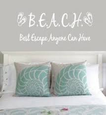 Beach Themed Wall Decals Ideas On Foter