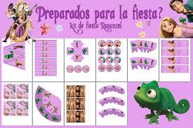 Ideas Para Preparar Una Fiesta Rapunzel