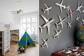 Aeroplanes In Childrens Rooms Ideas And Inspiration
