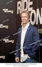 Greg Coolidge arriving on the Red Carpet of Ride Along 2 World ...
