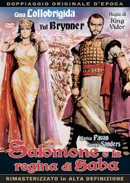 Salomone E La Regina Di Saba (1959): Amazon.it: Brynner ...