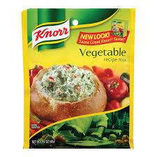knorr recipe mix vegetable 1 4 oz