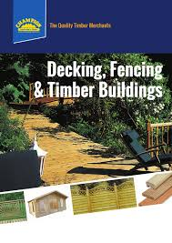 Champion Decking And Fencing By Mike Bird Issuu