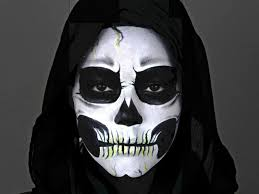 35 creepy skull makeup ideas