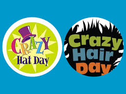 Crazy Hat & Crazy Hair Day – Beaubien Elementary