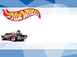 Free Online Hot Wheels Invitation Template Con Imagenes