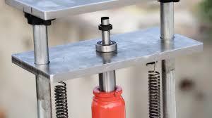 portable 5 ton mini hydraulic press