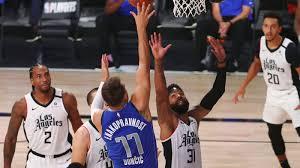 LA Clippers Vs Dallas Mavericks Game 6 ...