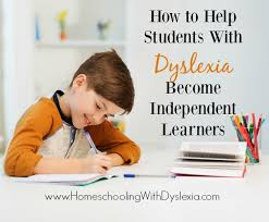 dyslexia bee independent learners