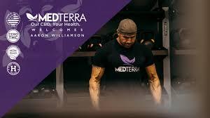 Medterra CBD Welcomes Aaron Williamson - YouTube
