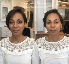 makeup artist and hair stylist