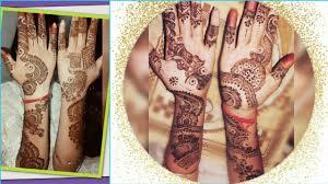 finger mehndi design wallpaper