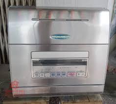 Máy rửa chén- Bát nội địa Nhật Bản Toshiba DWS-60X6 màu xám bạc 95 ...