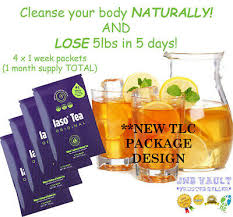 tlc iaso tea natural cleanse weight
