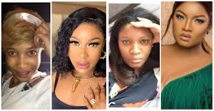 nollywood actresses before and after