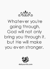 inspirational quotes about strength the daily scrolls bible