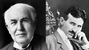 """When Edison Tried Besting Tesla With a """"Spirit Phone"""" 