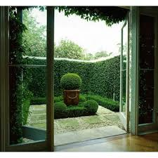 E Joy 1 5 Ft H X 1 5 Ft W Artificial Topiary Hedge Plant Fence Panel Reviews Wayfair