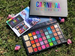 review carnival xl pro palette