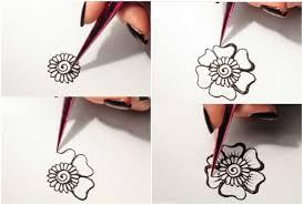 diy henna tattoo ideas designs and