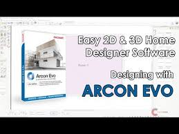 roof with home designer arcon evo