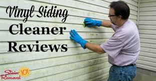 best cleaner for vinyl siding reviews