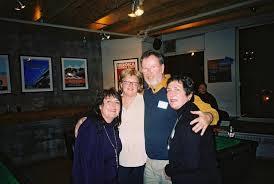 Gail Hunt, Wendy MacLeod, Bruce Ambrose, Sharon Jones in Vancouver on Nov.  8th