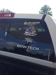Never Thought I D Be One For Window Stickers But Archery Talk Forum
