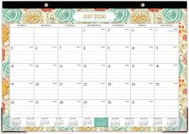 Amazon.com : 2020-2021 Desk Calendar ...