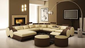 floor lamps behind sectional sofas sofa