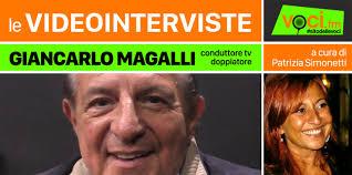Il Doppiattore: Giancarlo Magalli su VOCI.fm - voci.fm