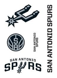 San Antonio Spurs Decals 2ct Party City