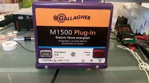 This Gallagher M1500 Is A 2002 Model Fencer Fixer Repair Llc Facebook