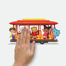 Daniel Tiger Peel And Stick Wall Decals Roommates Decor