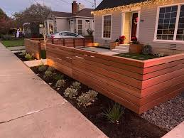 Build A Fence With Batu Or Ipe Hardwood Hardwood Decking Supply