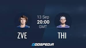 Alexander Zverev v Dominic Thiem Risultati in Diretta e Streaming » Quote e  Notizie