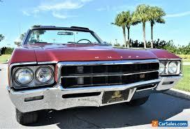 1969 buick gs 400 se 1 convertible