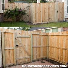 Fence Installation Classic Wood Privacy Fence Outdoor Yard Ideas Wood Privacy Fence Backyard Fences