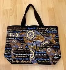 australian souvenir large travel bags